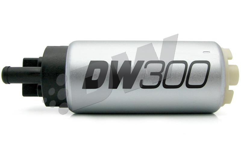 Deatschwerks DW300 In-Tank Fuel Pump w/ Install Kit - Nissan 300ZX 90-96 Z32 Twin Turbo