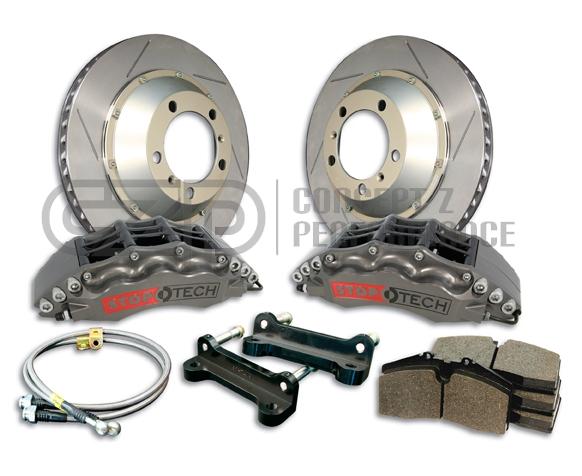 StopTech 83.261.0043.23 Big Brake Kit 1 Pack