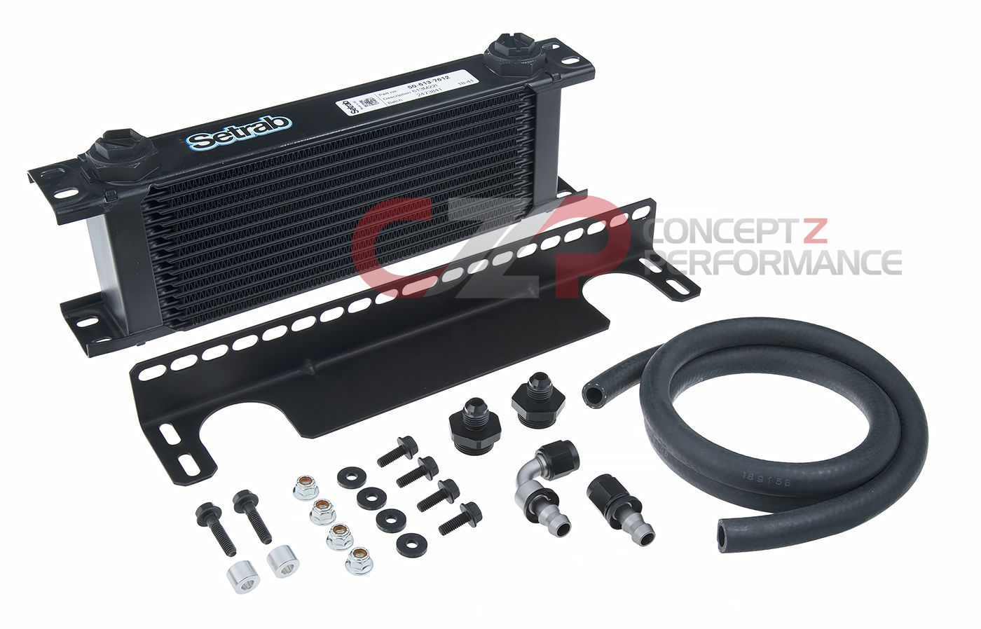 CZP Power Steering Cooler Upgrade Kit - Nissan 350Z / Infiniti G35