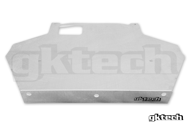 GKTech V2 Under Engine Skid Plate - Nissan Silvia 240SX S14, S15