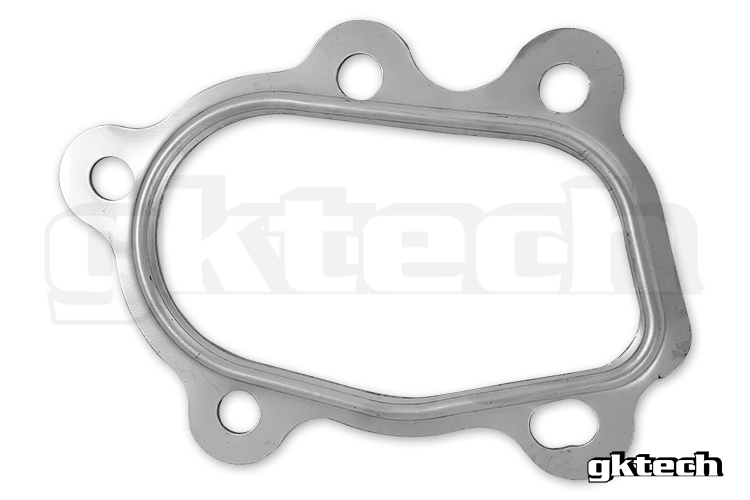 GKTech T25/T28 Stainless Steel Turbo To Dump Pipe Gasket
