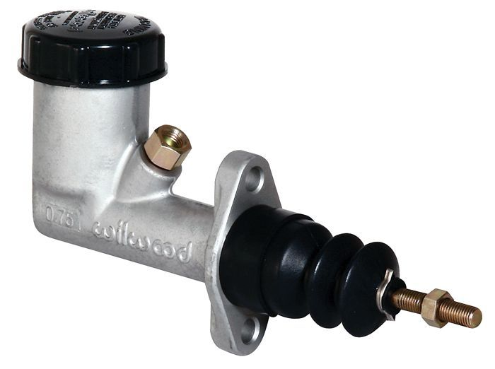 "GKTech Wilwood Stand-Alone 5/8"" Internal Reservoir Master Cylinder"
