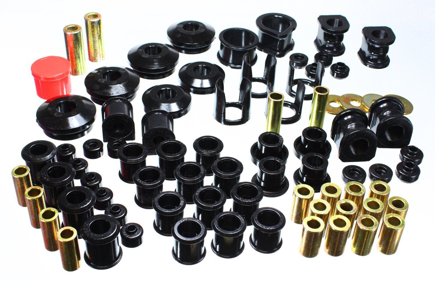 Energy Suspension Complete Suspension Bushing Kit - Nissan 240SX 89-94 S13