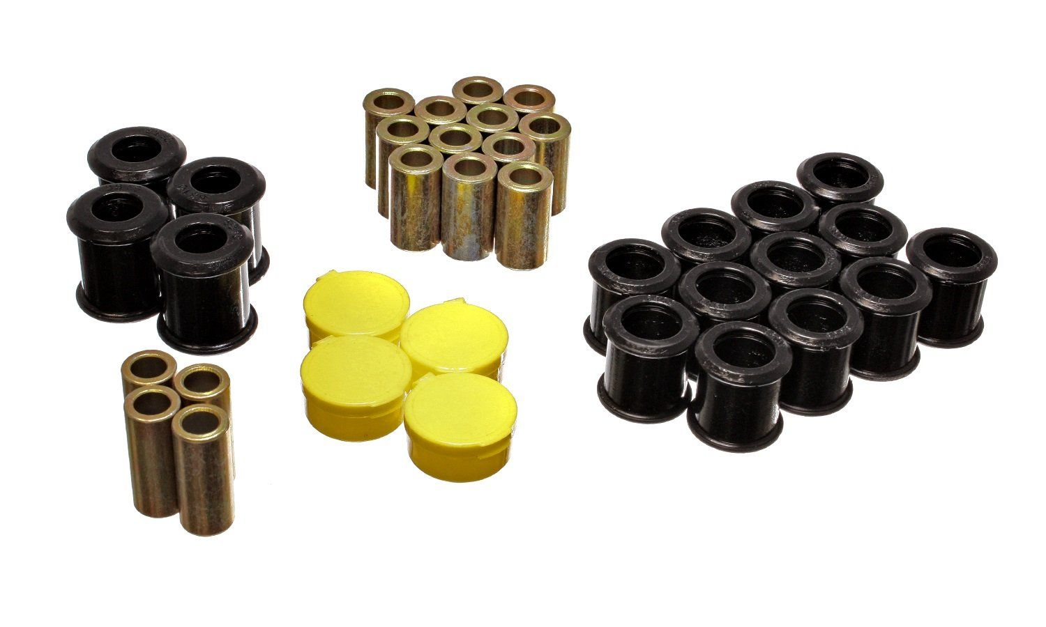 Energy Suspension Rear Control Arm Bushing Kit - Nissan 240SX 89-94 S13