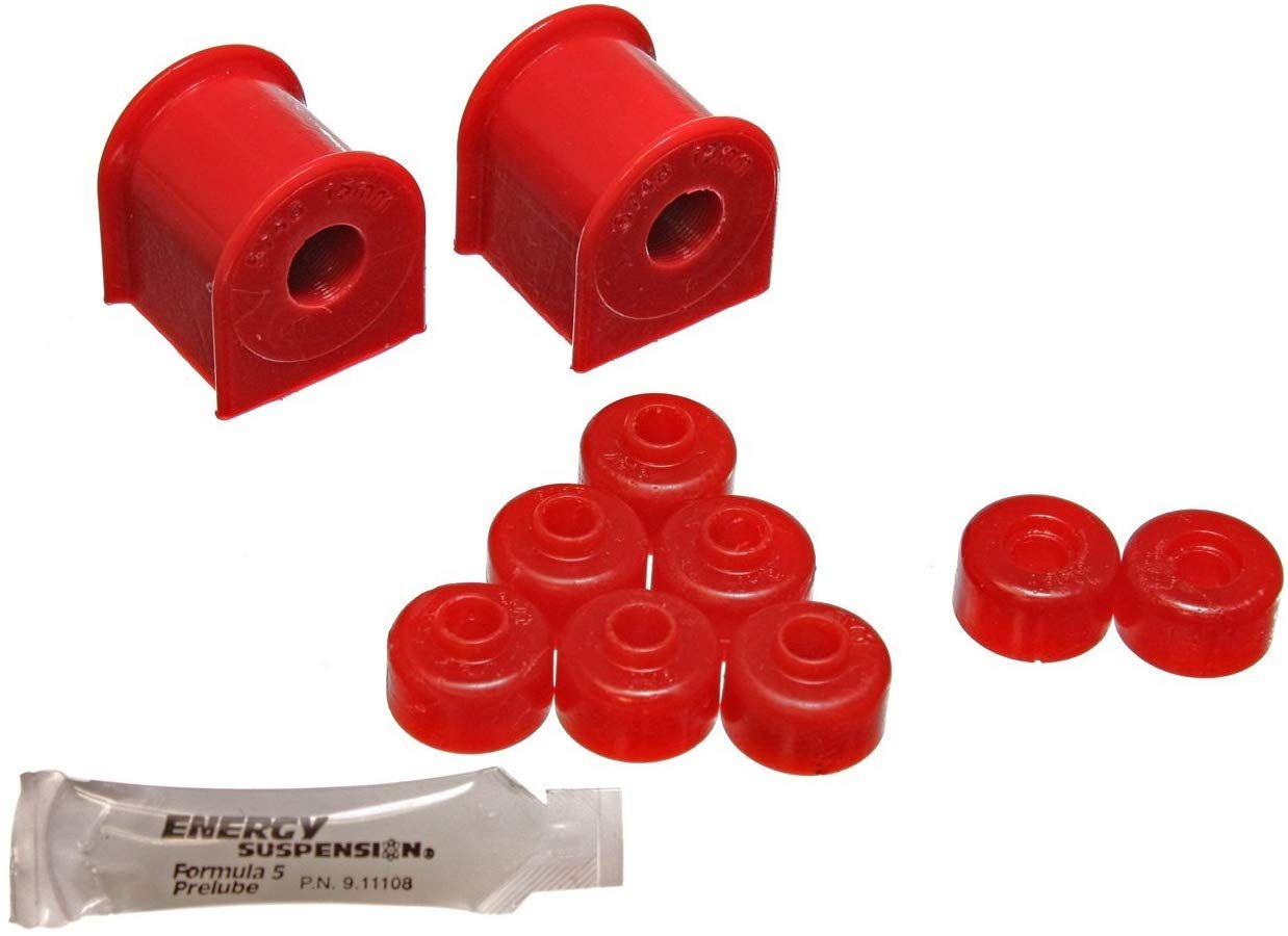 Energy Suspension Rear Sway Bar And Endlink Bushing, 15mm - Nissan 240SX 89-94 S13