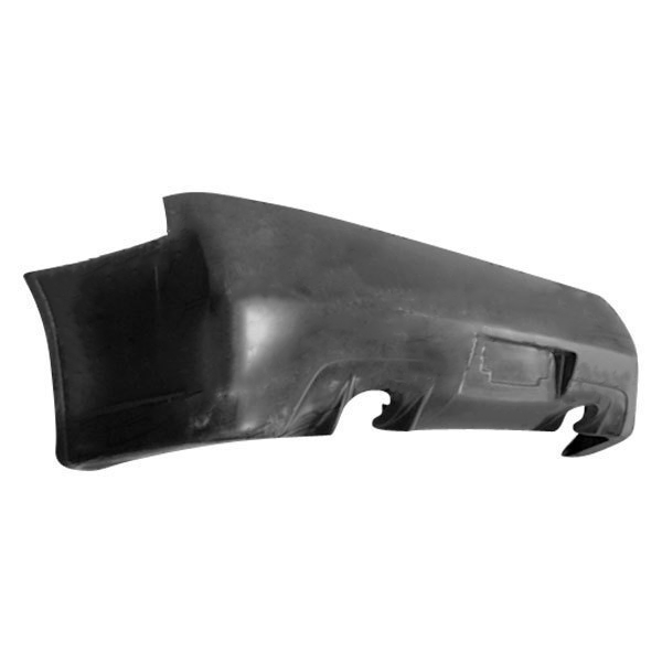 Outcast CS-Style Rear Bumper (Poly) - Infiniti G35 Coupe V35