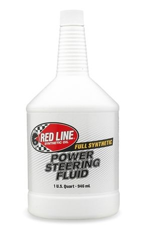 Red Line Synthetic Power Steering Fluid