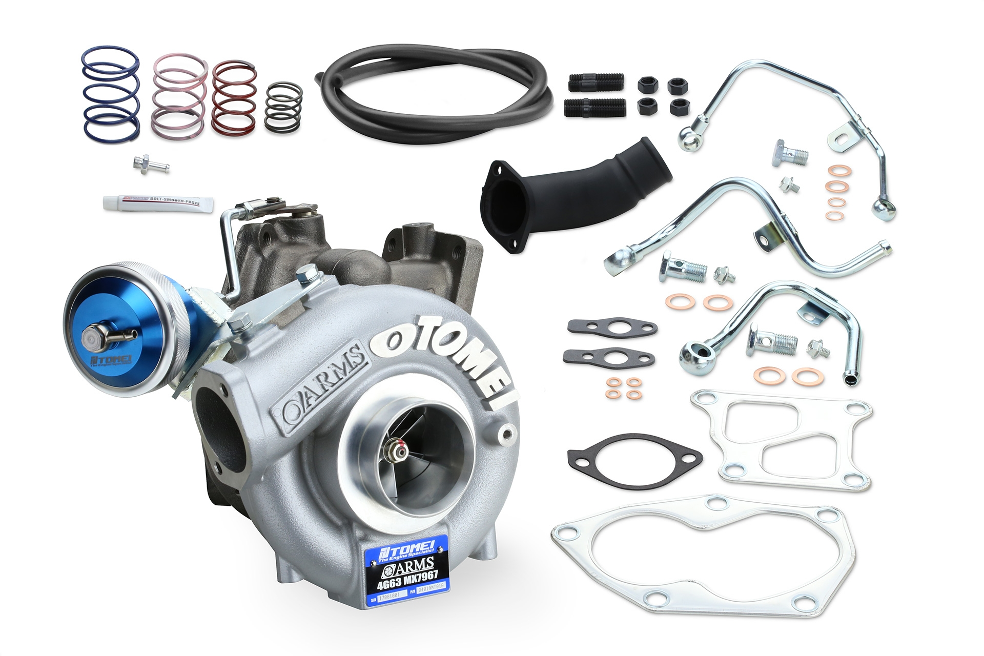 Tomei Turbocharger Kit Arms MX7960 4G63 EVO4-9