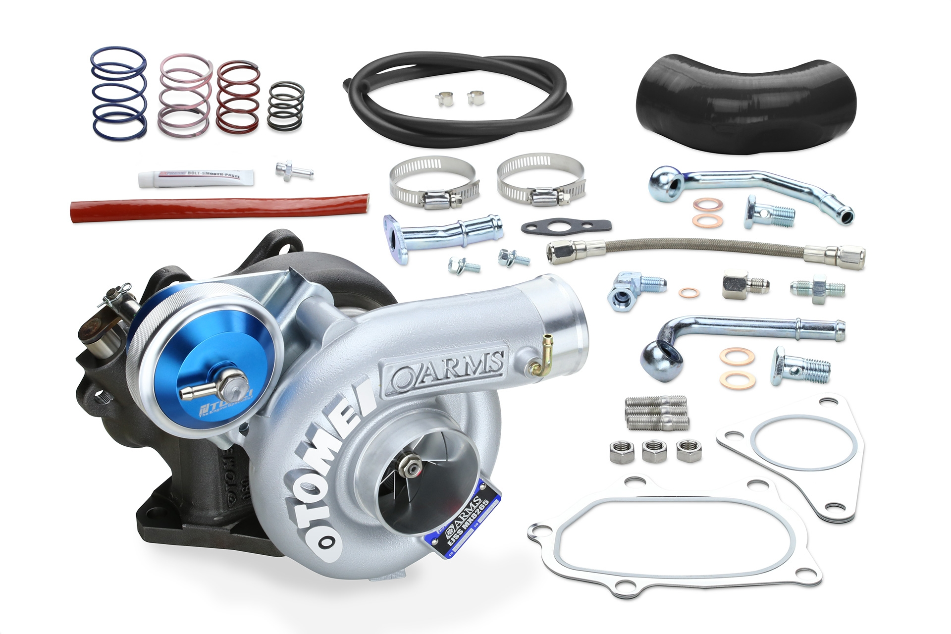 Tomei Turbocharger Kit Arms MX8265 EJ Single Scroll