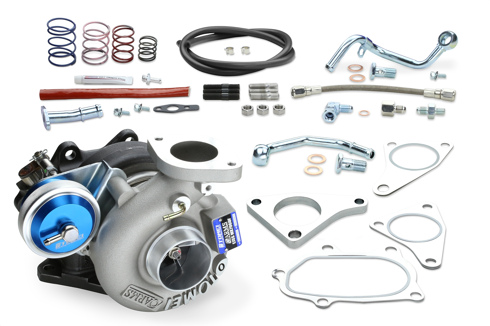 Tomei Turbocharger Kit Arms MX7960F EJ Single Scroll