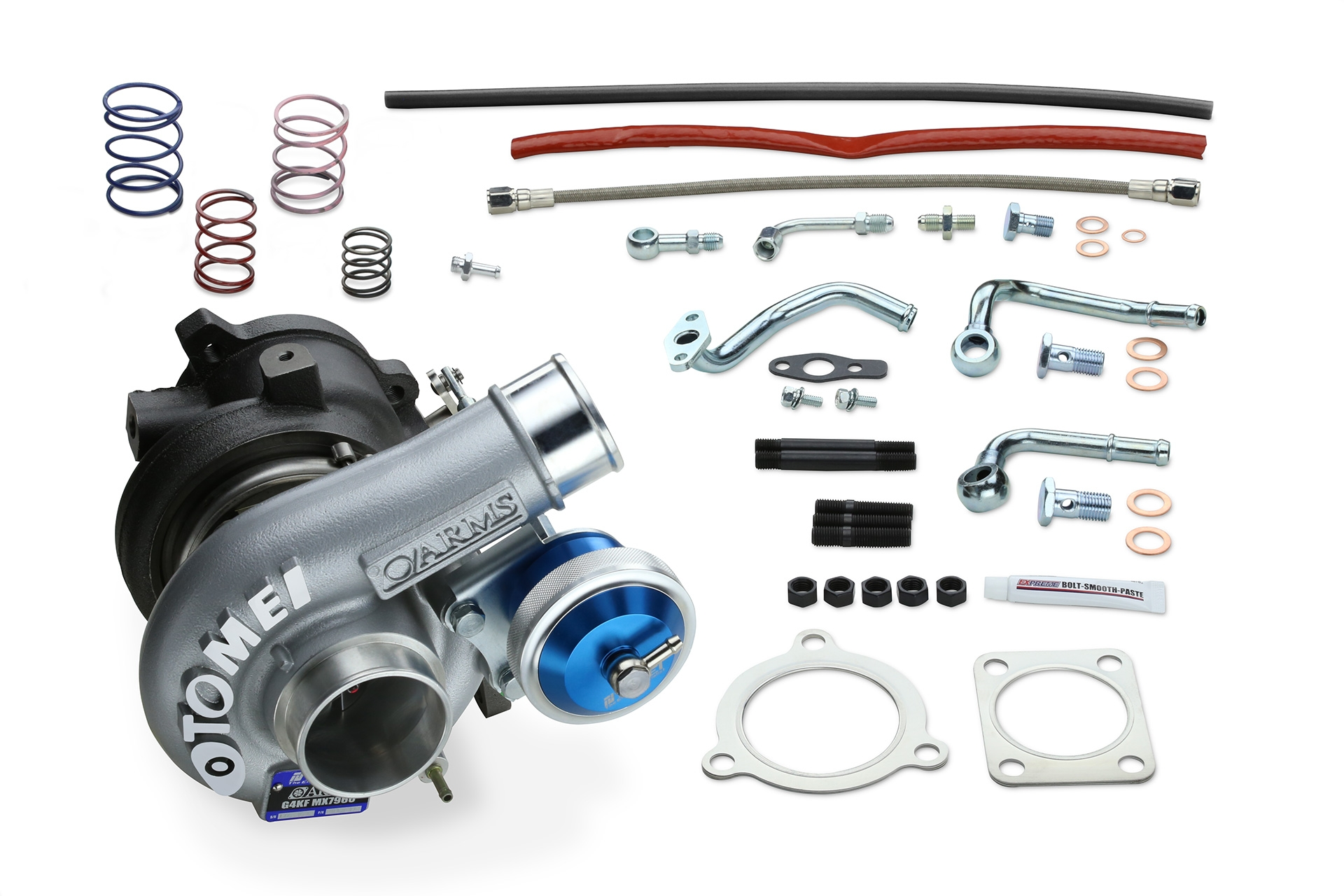 Tomei Turbocharger Kit Arms MX7960 G4KF Genesis Coupe