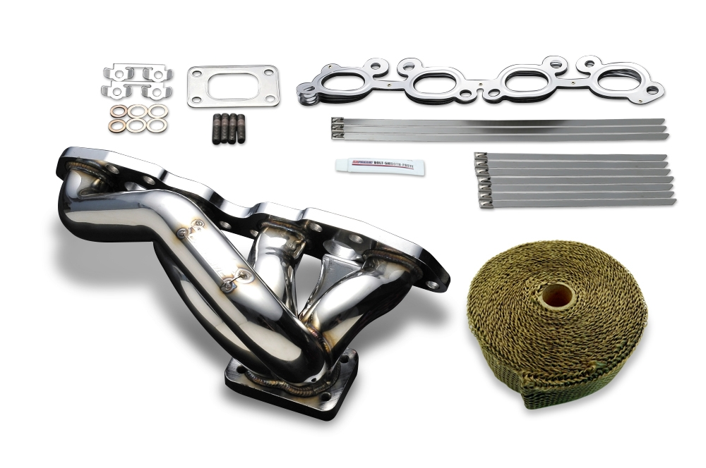 Tomei Exhaust Manifold Kit Expreme SR20DET (R)PS13/S14/S15 with Titan Exhaust Bandage