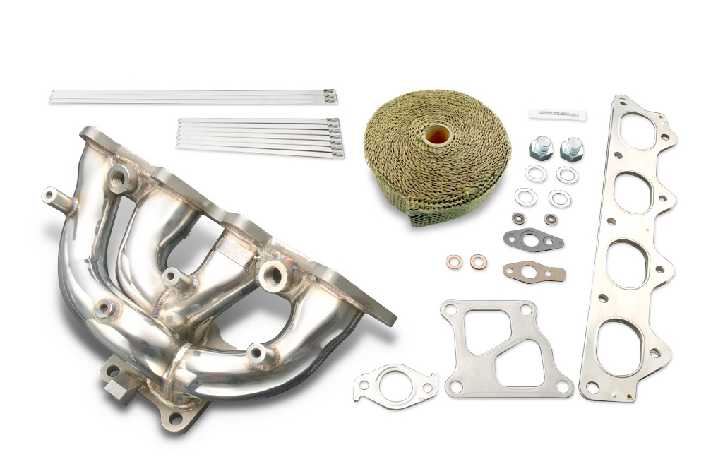 Tomei Exhaust Manifold Kit Expreme 4G63 EVO4-9 with Titan Exhaust Bandage