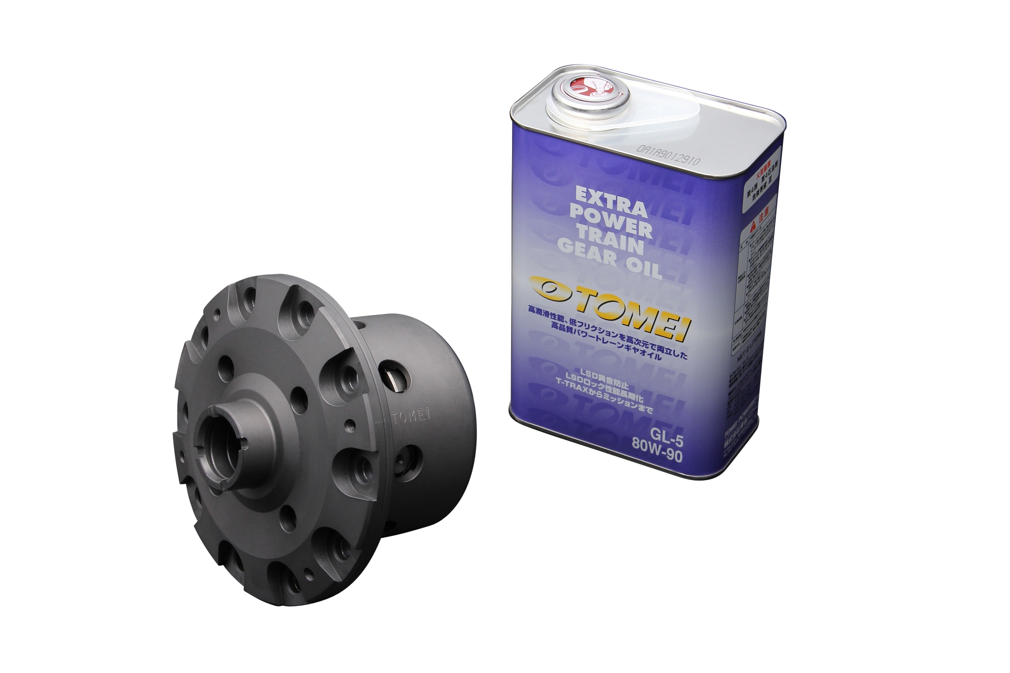 Tomei KA1 1.5-Way LSD Kit Technical Trax Advance For Hyundai Genesis