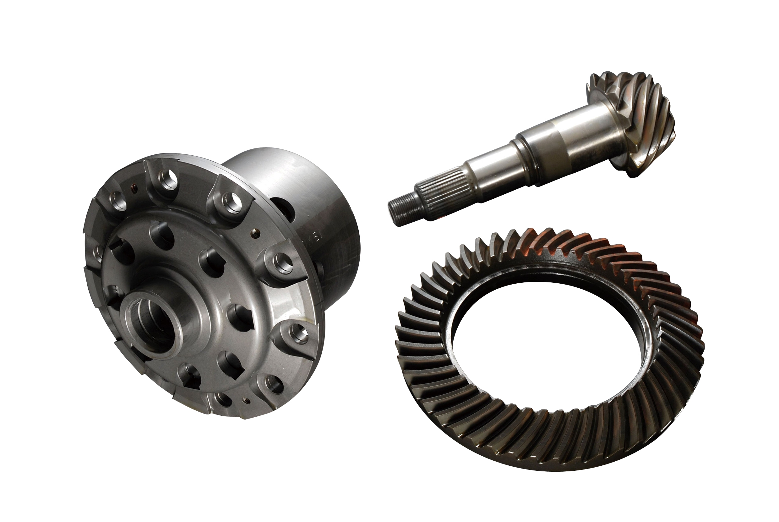 Tomei Technical Trax Advance 1.5-Way HA1 Prokit LSD w/ 3.9 Final Gear Kit, Manual Transmission MT - Nissan V35, Z33, Z34