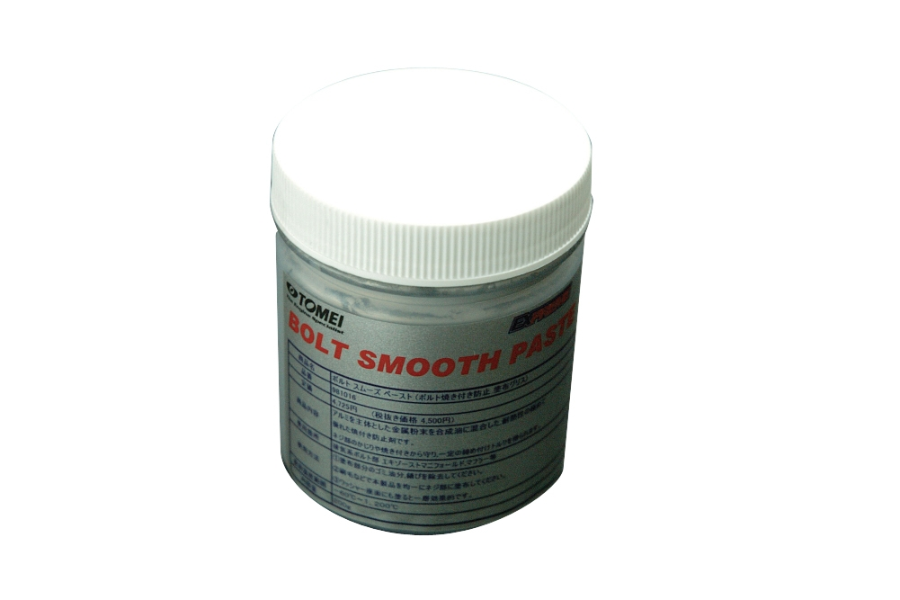 Tomei Bolt Smooth Paste
