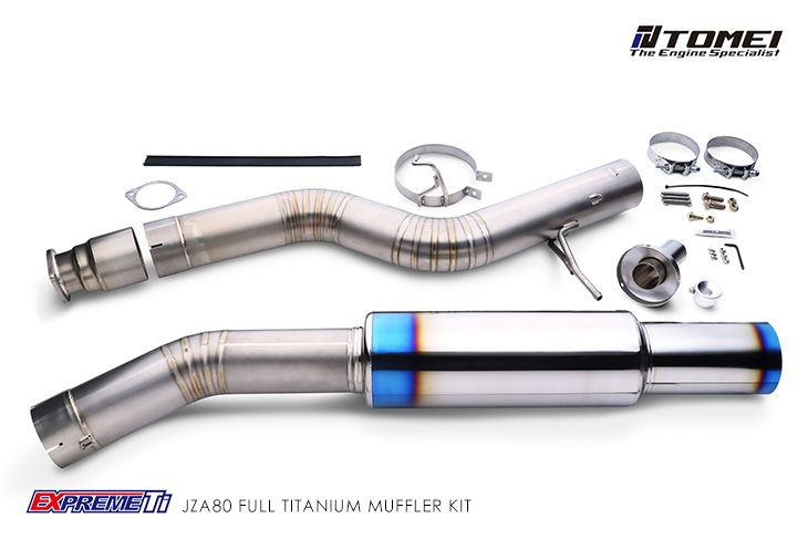 Tomei Exhaust System - Concept Z Performance