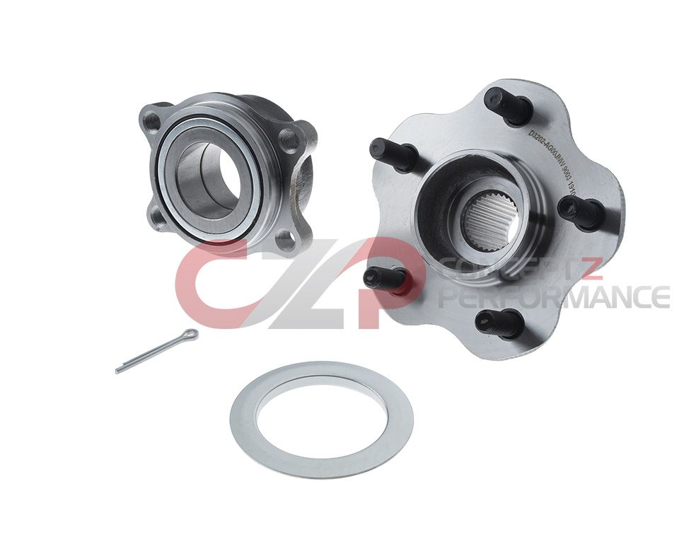 Nissan OEM Value Advantage Rear Wheel Bearing & Hub Assembly - Nissan 350Z / Infiniti G35