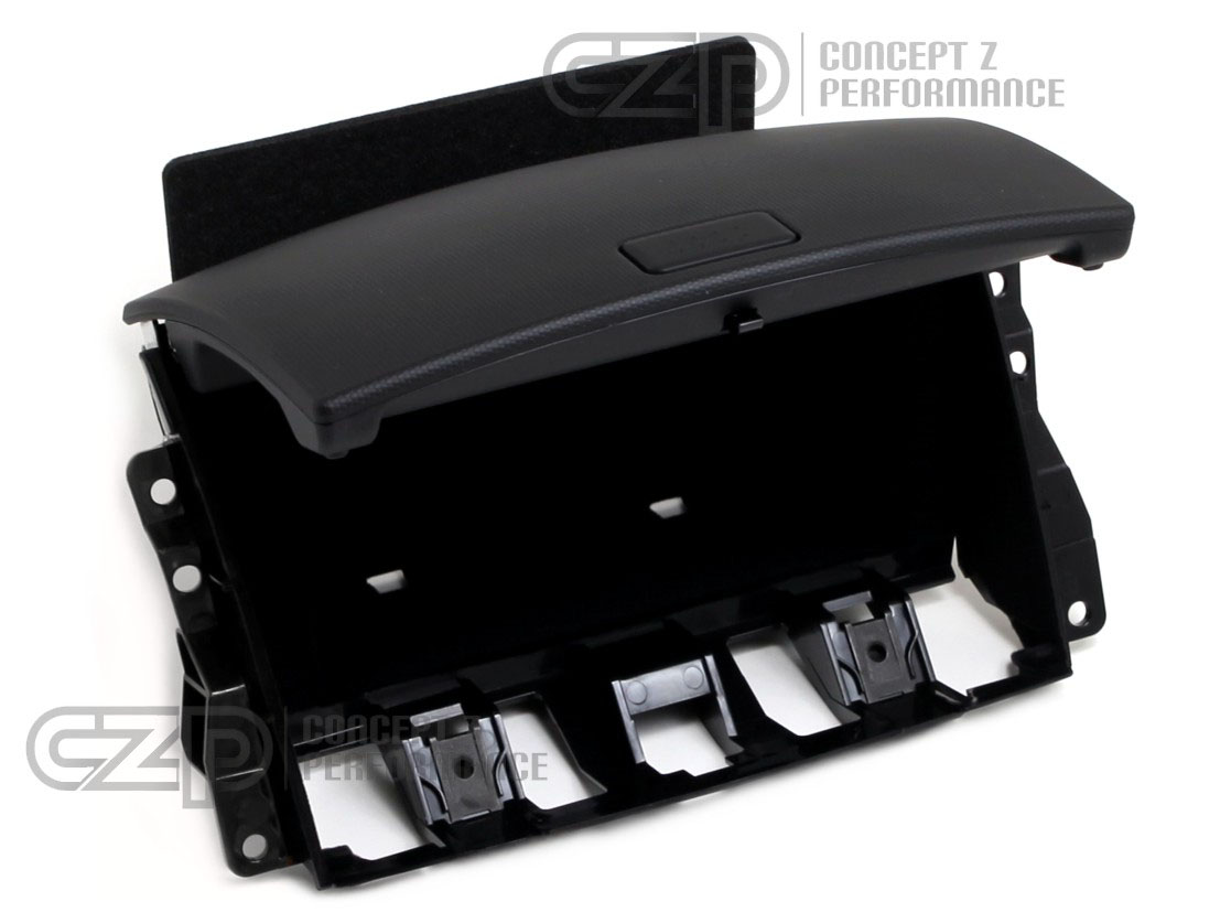 Nissan OEM 68250-CD08C Lid Cluster Cubby, Without Navigation - Nissan 350Z 04-05 Z33