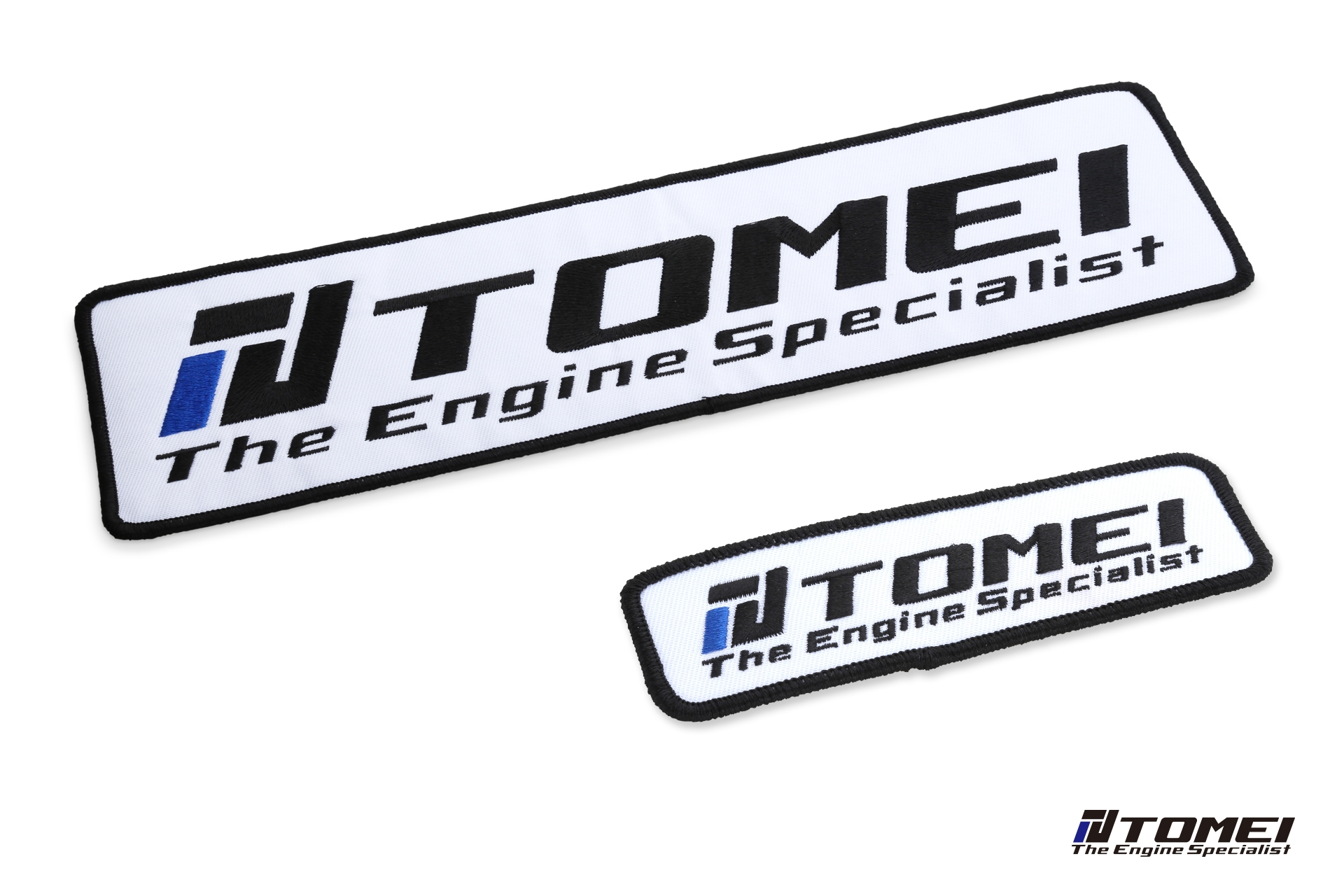 Tomei Racing Patch Engine Specialist 120mm