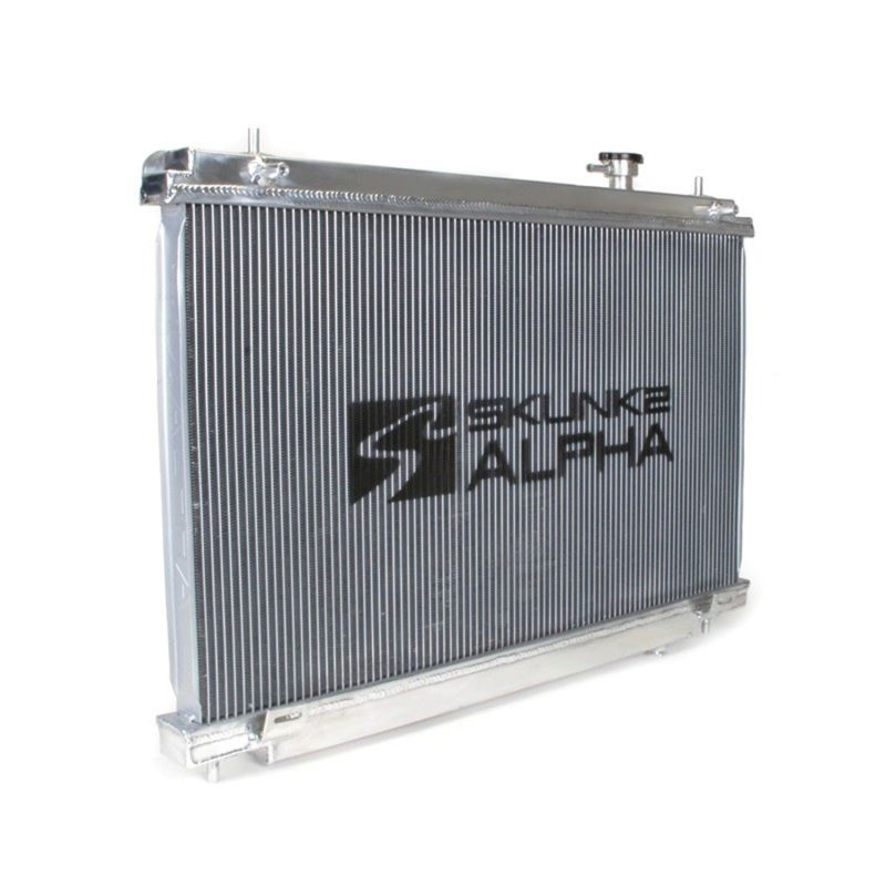 Skunk2 Alpha Series Radiator - 03-06 350Z
