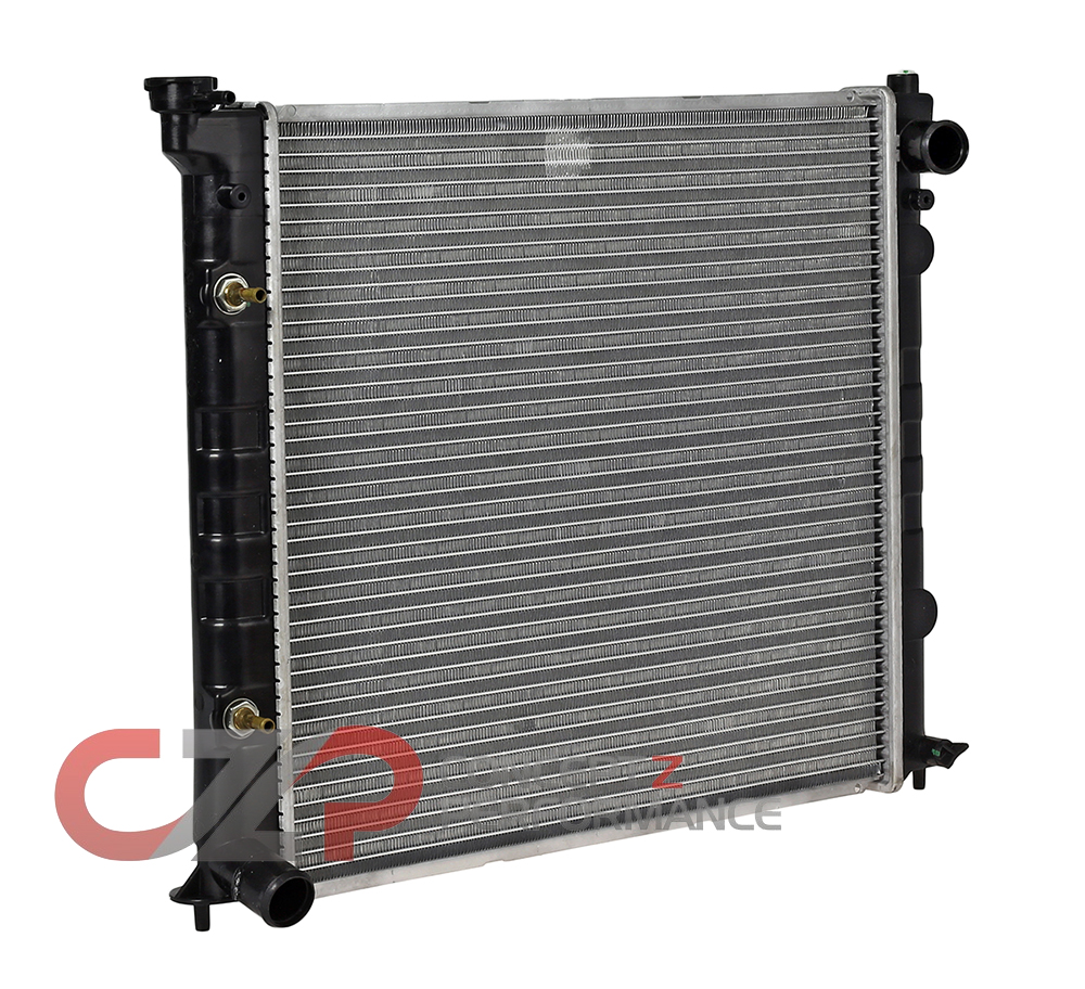 Denso OEM Radiator Replacement, Twin Turbo TT - Nissan 300ZX Z32