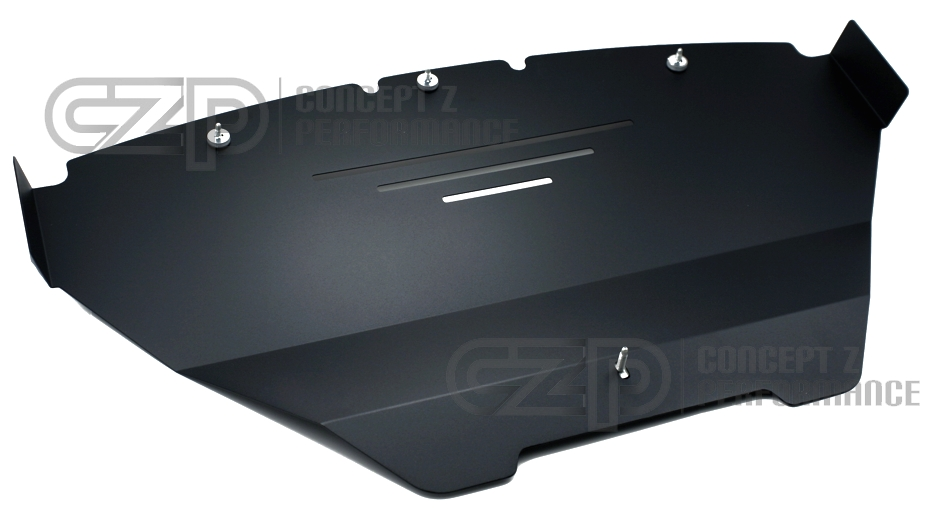 Z Speed Performance ZSP Aluminum Engine Cover Under Panel Splash Shield Guard - Nissan 300ZX 90-96 Z32