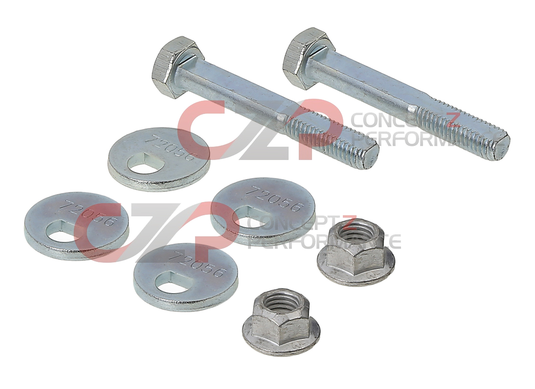 SPC Performance Rear Camber / Toe Bolt Kit - Nissan 350Z / Infiniti G35