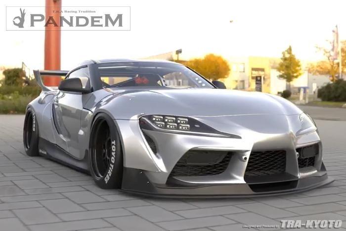 Body & Aero - Concept Z Performance