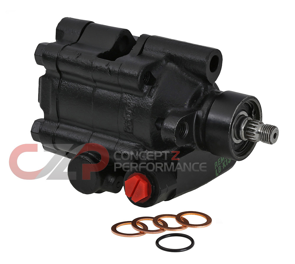 CZP Remanufactered Power Steering Pump - Nissan 300ZX 90-96 Z32