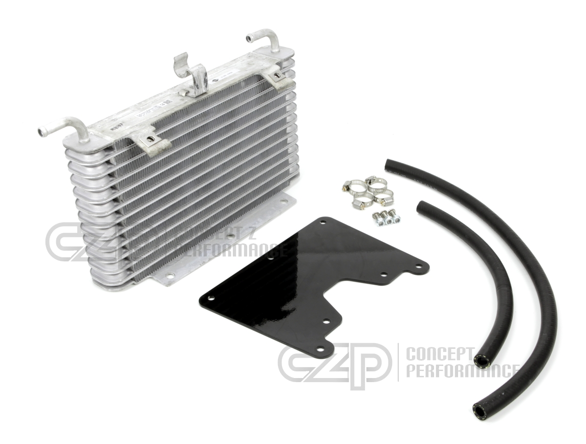 Nismo JDM Oil Cooler Kit w/ Bracket - Nissan 300ZX Z32 21305-37P00K -  Concept Z Performance