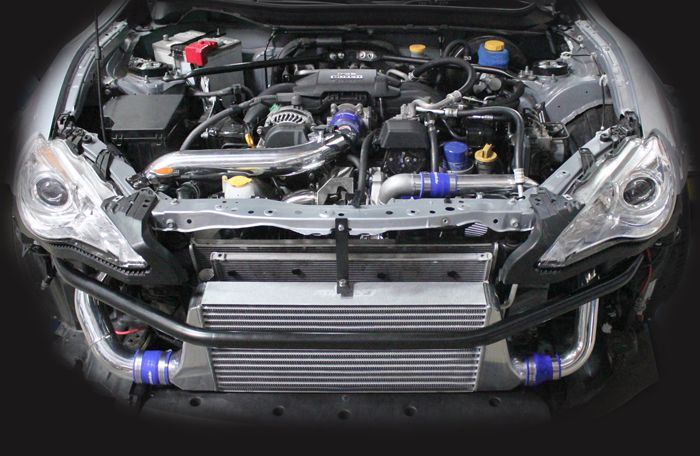 Greddy Tuner Turbo Kit (w/ GTX2871R Gen II Turbo) - Subaru BRZ / Scion FR-S / Toyota 86 FA20 13+
