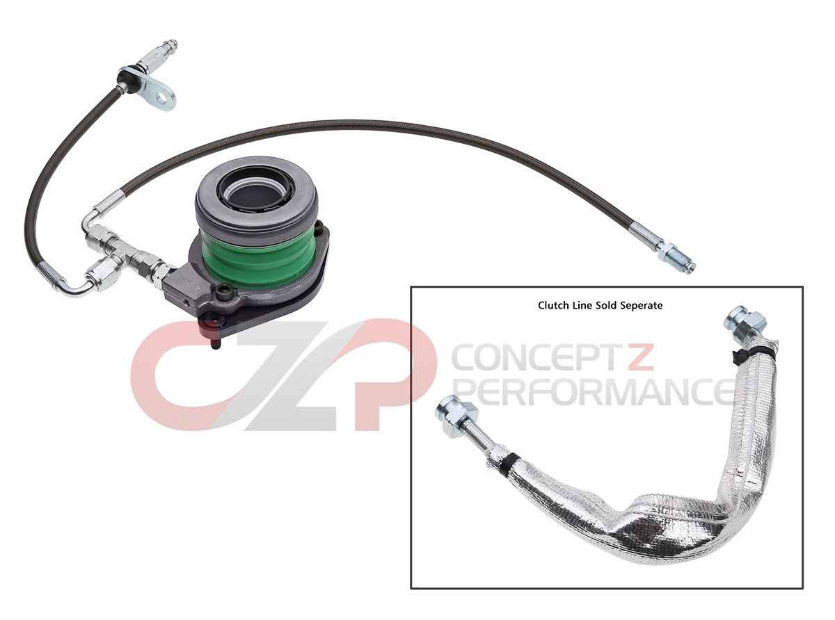 350z slave cylinder replacement