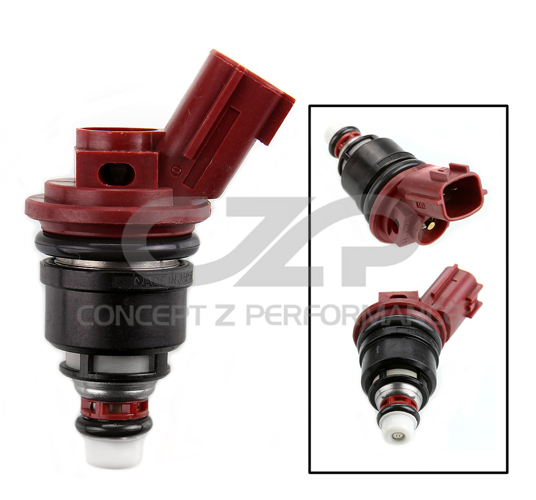 300zx Turbo Fuel Air: AUS Injection OEM 300ZX Fuel Injector 270cc, Non-Turbo 93