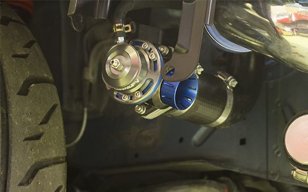 Greddy Type FV Recirculation / Open BOV Kit - Nissan Skyline GT-R R32 R33 R34