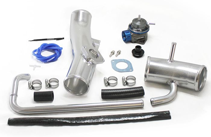 GReddy Type FV Recirculation / Tuner Turbo Blow-Off Valve Kit - Subaru BRZ / Scion FR-S / Toyota 86 FA20 13+