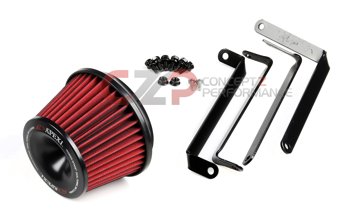 Apexi Concept Z Performance 300zx Fuel Filter For Secondary 507 N009 Power Air Intake Kit Nissan 90 96 Z32