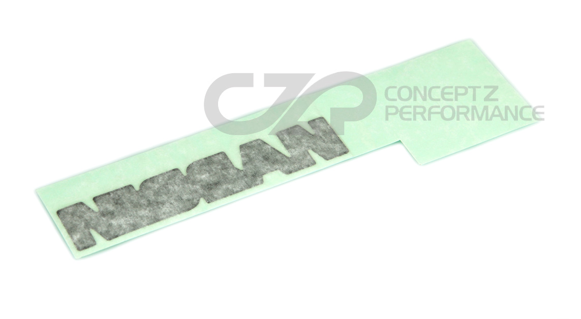 Nissan OEM 300ZX Decal - Front Bumper (Nissan) Z32