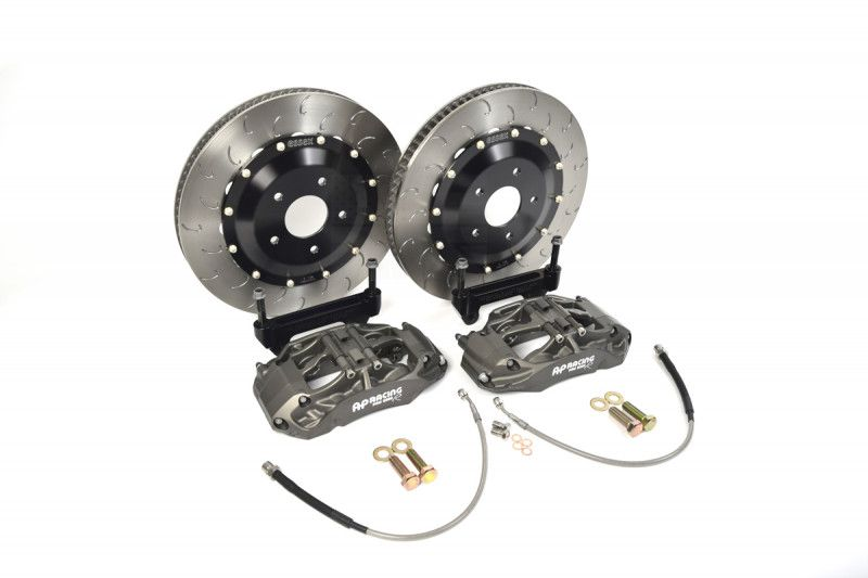 AP Racing Radi-CAL Competition Brake Kit (Front 9660/372mm)- Toyota Supra A90
