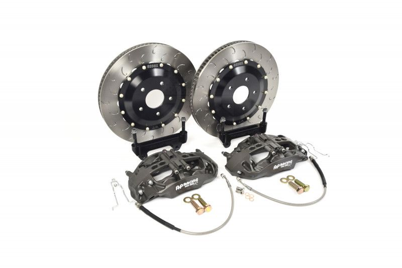AP Racing Radi-CAL Competition Brake Kit (Front 9668/372mm)- Toyota Supra A90