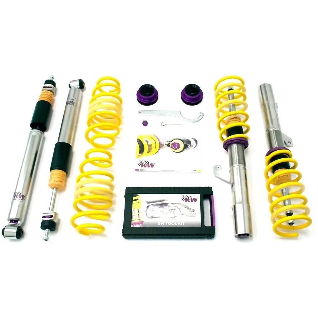 KW Variant 3 V3 Coilover Kit with Electronic Dampers - Toyota Supra A90