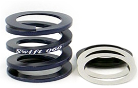 Swift Coilover Suspension Assist Springs