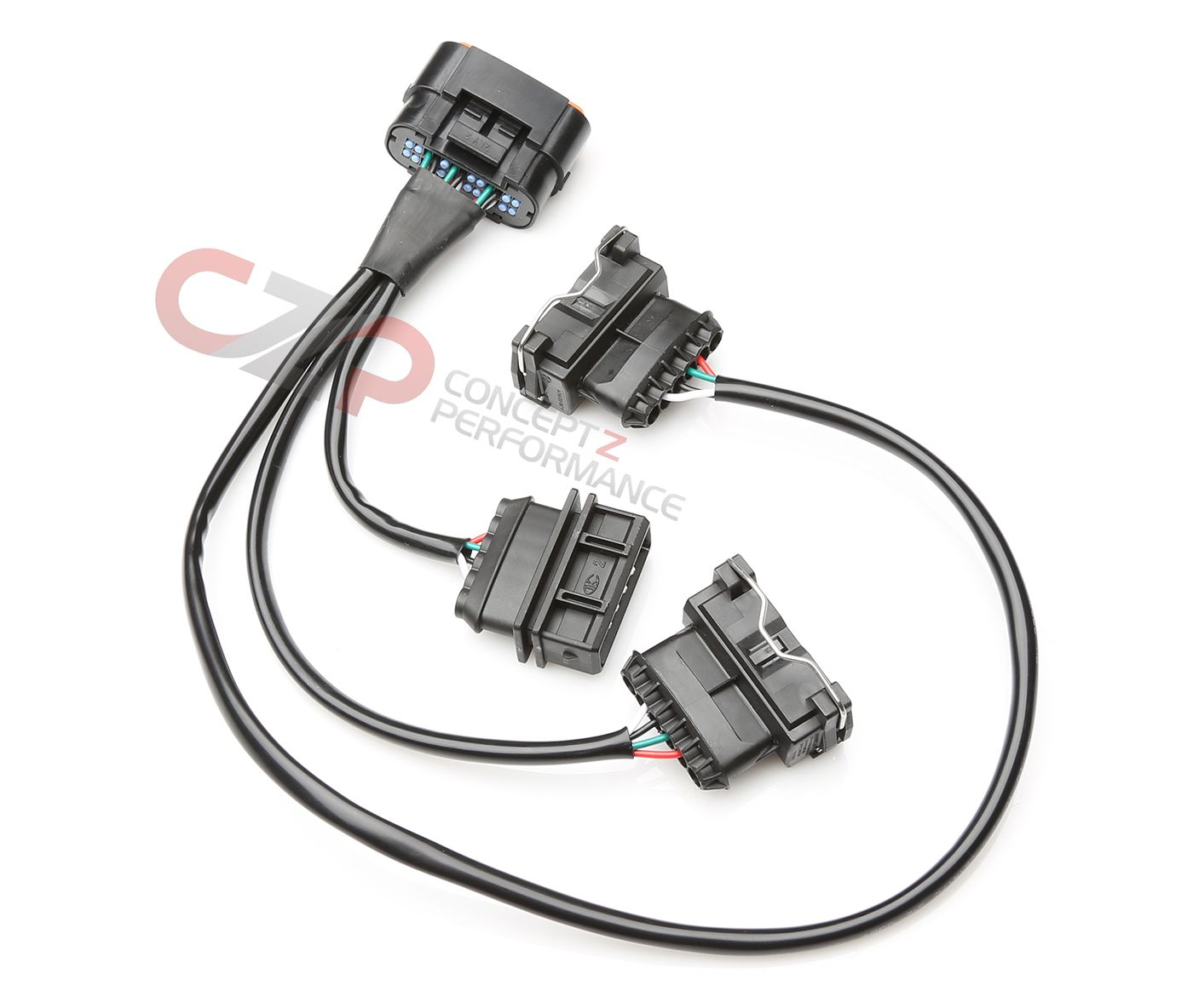 Selin Dual Intake Translator MAF Harness - Nissan 300ZX Z32
