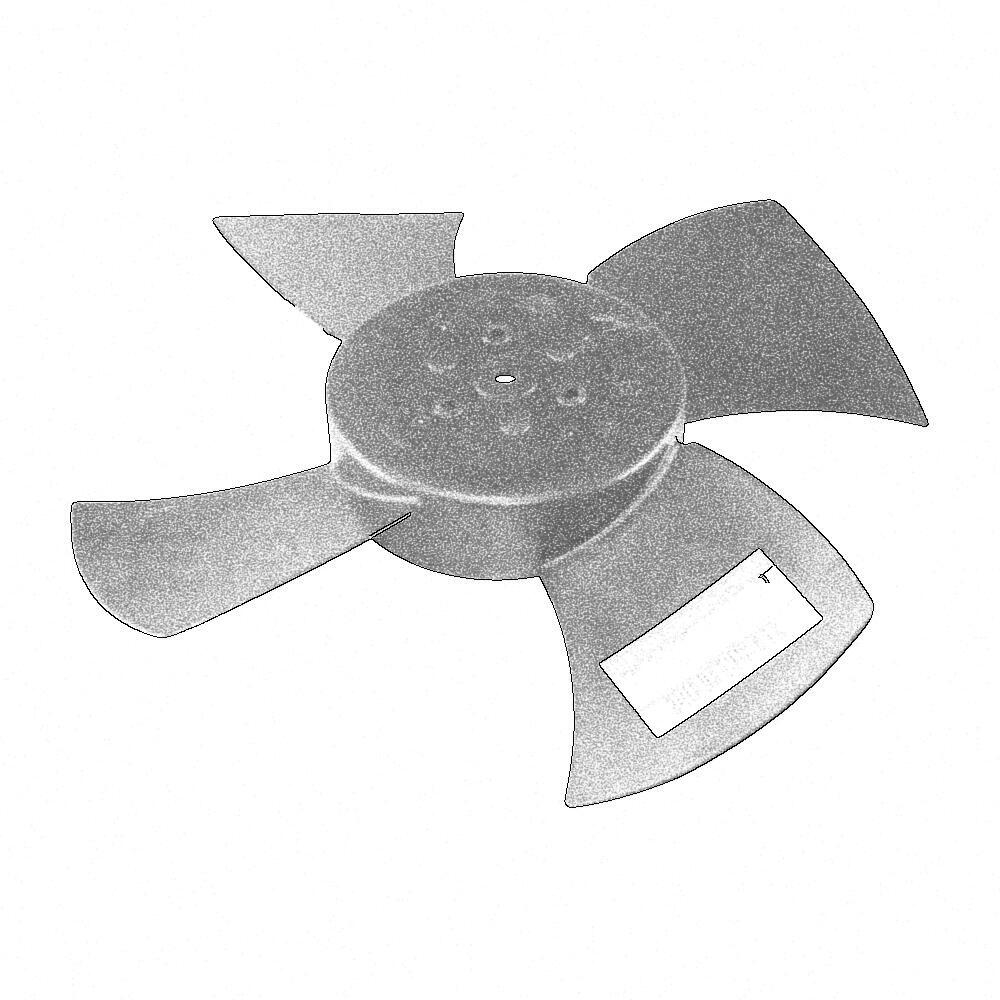 Nissan OEM Air Conditioning Condenser Fan - Nissan Skyline R32 GT-R