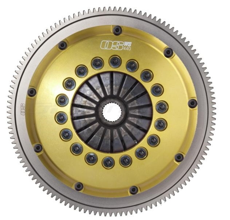 OS Giken 350Z Super Single Racing Clutch - Aluminum 03-06