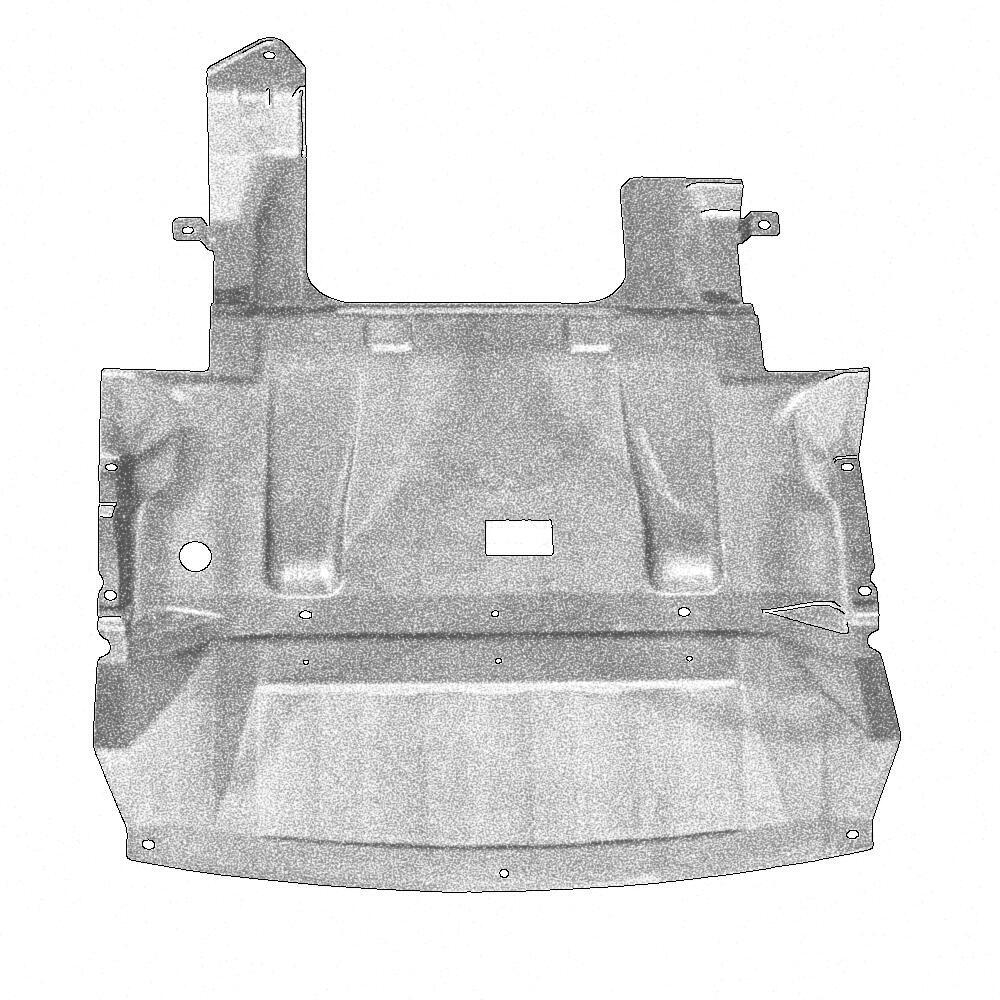 Engine Splash Shield compatible with G35 07-08//Qx50 14-17 Under Cover Front Upper AWD