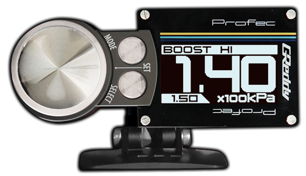 Greddy Profec Electronic Boost Controller, White Model - Limited Edition