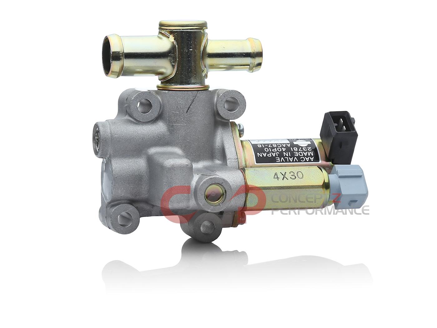 Nissan oem 300zx iacv idle air control valve or aac nissan