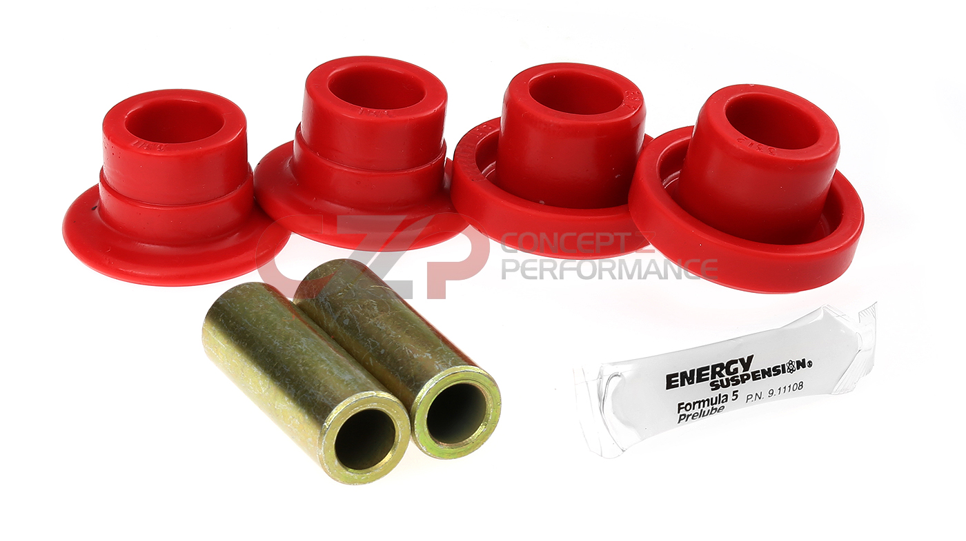 Energy Suspension Front Lower Control Arm Bushings - Nissan 300ZX Z32 /  Nissan 240SX S14 7 3108 7 3108G 7 3108R - Concept Z Performance