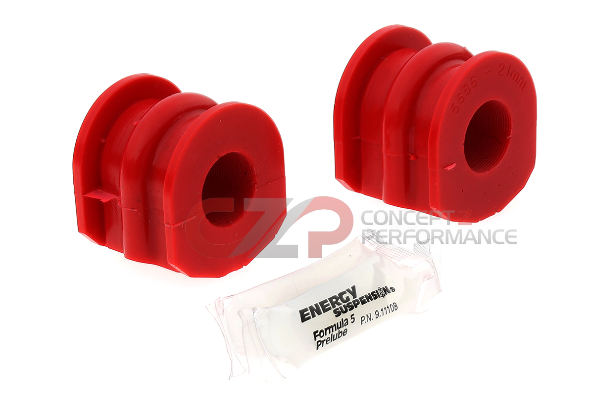Energy Suspension 21mm Rear Sway-Bar Bushing Set - Nissan 350Z / Infiniti G35